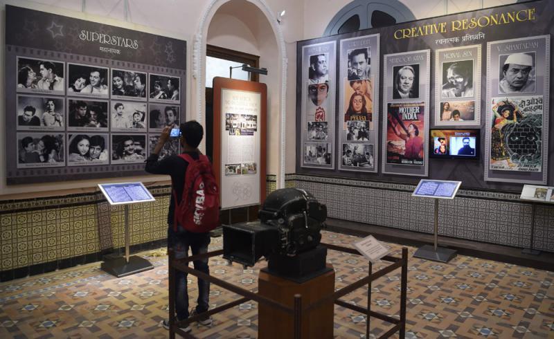 ?印度电影博物馆开幕