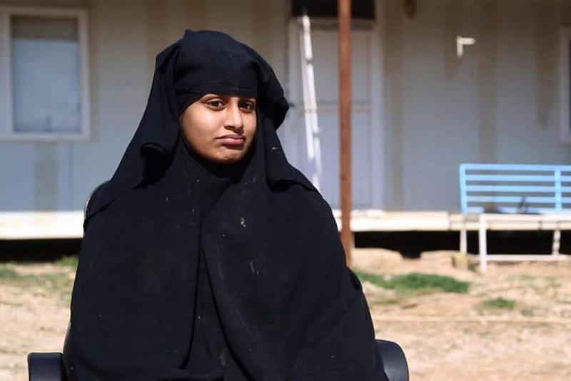 """孟加拉荷兰齐落闸 拒""""ISIS新娘"""""""