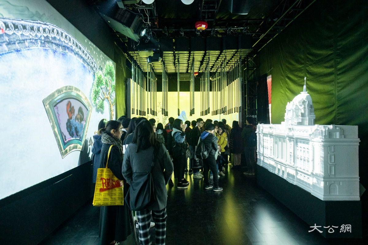 """国际灯音展集聚1350品牌 """"光影艺术空间""""亮相"""