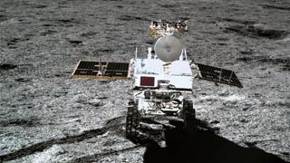 玉兔二号月球车28日自主唤醒 开始第三月昼后续工作
