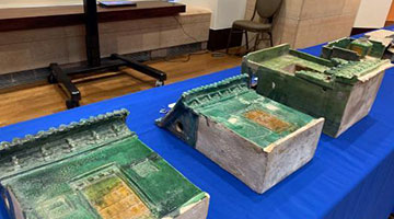 美国返还361件(套)中国流失文物迄今为止规模最大