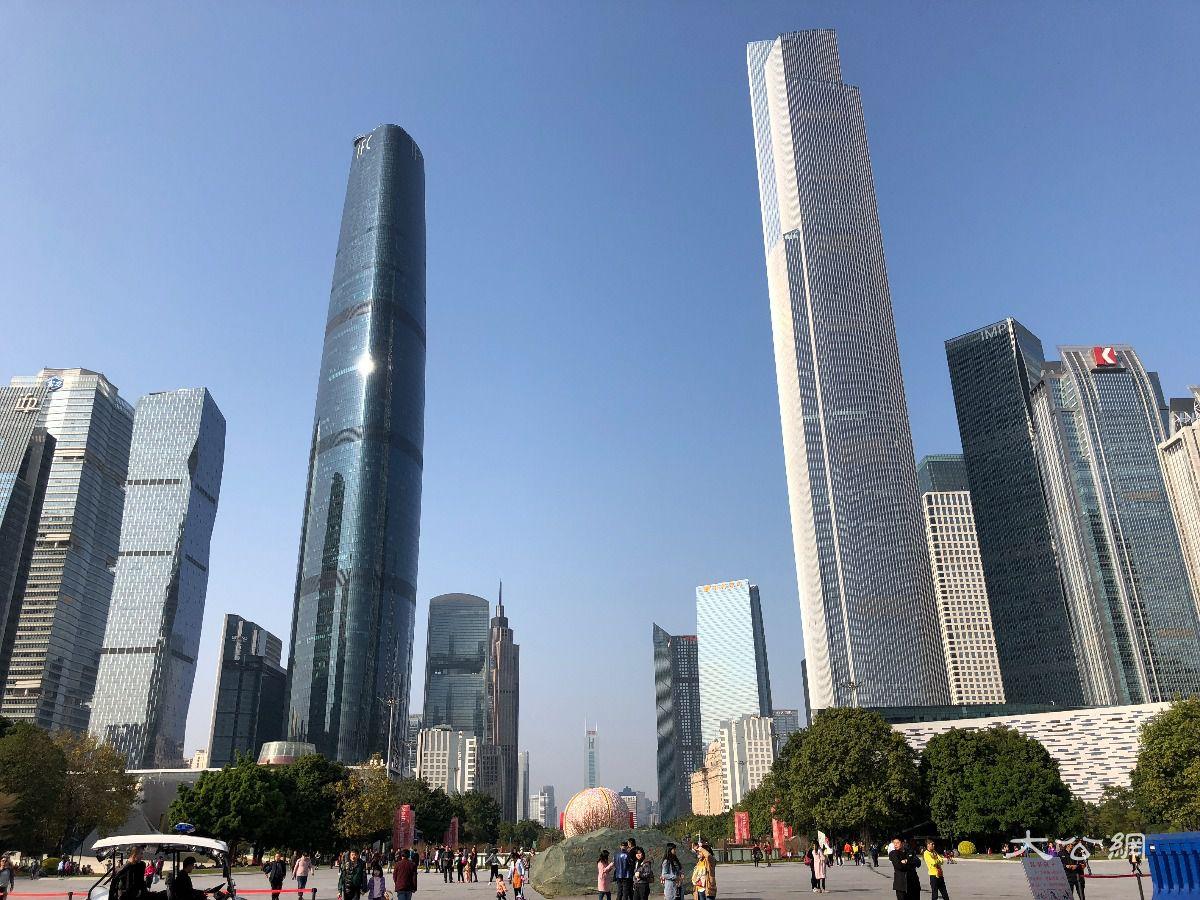 168重点项目4700亿投资广州融入大湾区