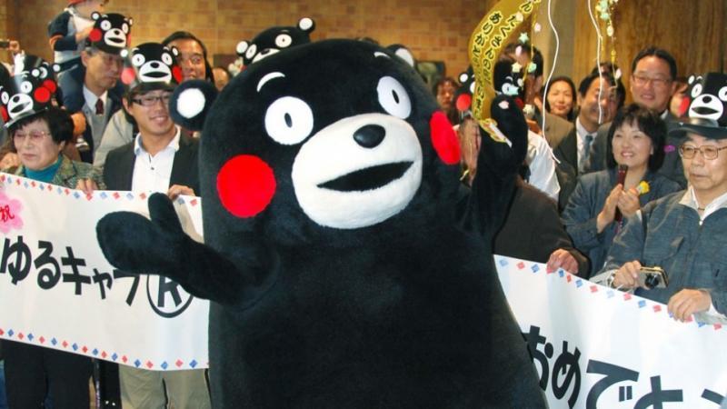 順應民意 熊本縣吉祥物更名「熊本熊」