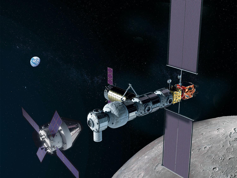NASA公布新空間站建設分擔案 計劃2028年再次登月