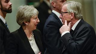 """英议会下院再否决""""脱欧""""协议 外媒:存""""二次公投""""等多种可能"""