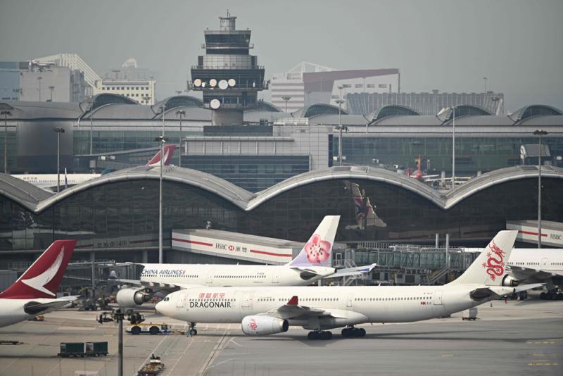 ?民航處暫禁737 MAX 進出或飛越香港
