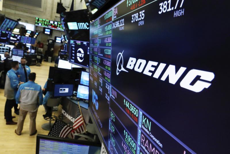 股價遇十年最大跌幅波音萬億訂單恐不保