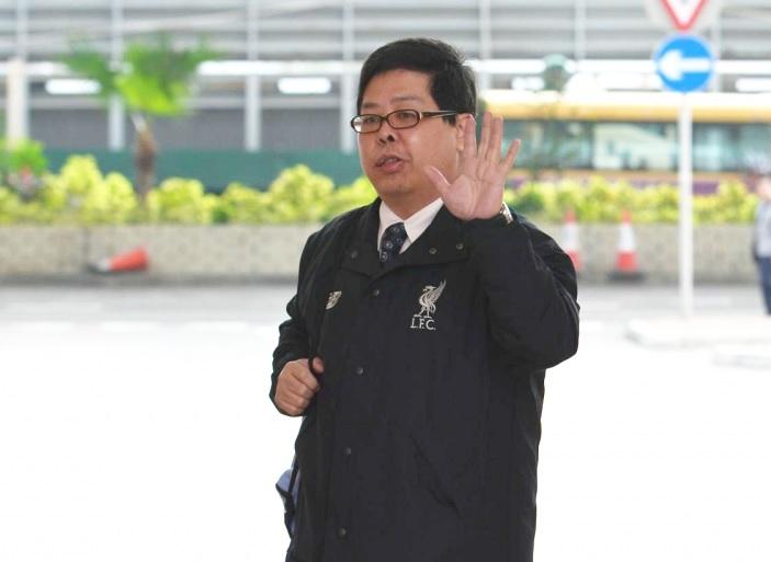 林子健虚报罪成判囚5个月法官 自编自导自演