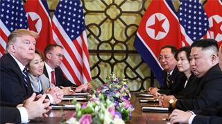 外媒:朝鲜副外相称考虑暂停与美无核化谈判