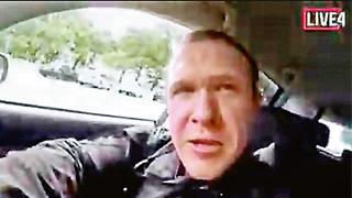 """枪手血洗新西兰清真寺并直播 扬言""""为白人争取权益"""""""