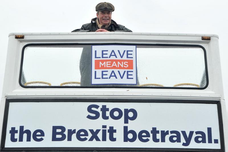 英国19日进行第三次表决脱欧协议 文翠珊吁得到支持  第1张