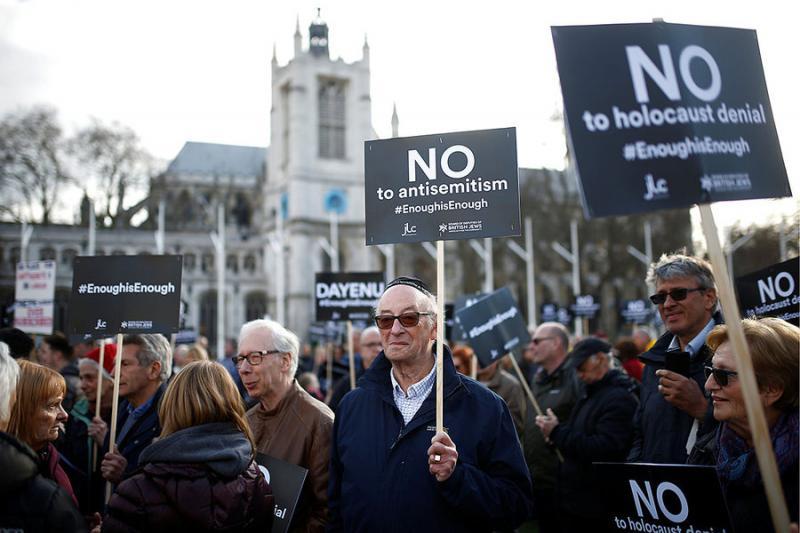 袭击事件猛增欧再掀反犹主义 年轻人赴以寻根  第1张