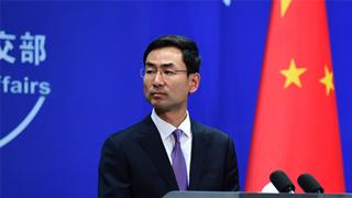 美方指責中國侵犯人權 耿爽:這個國家自我感覺未免太好了
