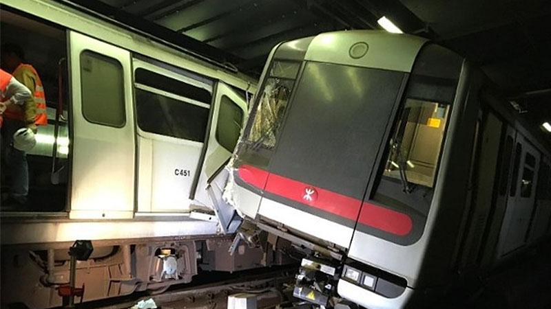 港铁必须清晰交代测试撞车原因