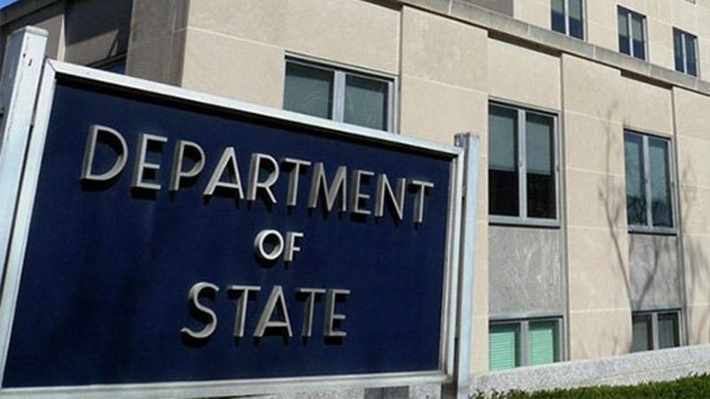 """美国务院""""香港报告""""拾反对派牙慧水准太低"""