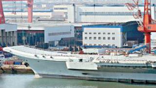 国产航母海军节前料不会入役