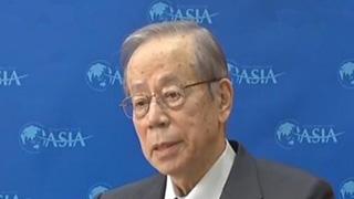 日本前首相福田康夫:中國經濟正在從速度向質量轉變