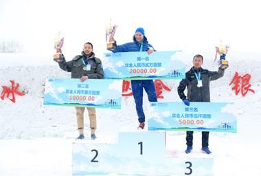 瑞士跑手「長白雪馬」奪魁 雪地長跑給眾跑手留下難忘印象