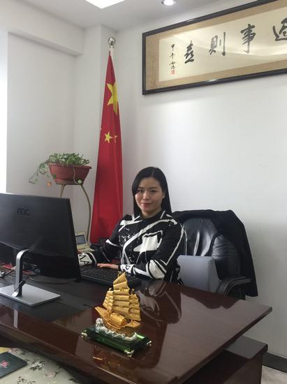 肖艳华:以艺载道化心为翼 促两岸音教事业发展