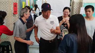角逐2020年台湾地区领导人?郭台铭正面回应了