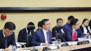 """中国驻东盟大使:中方期待同东盟高质量共建""""一带一路"""""""