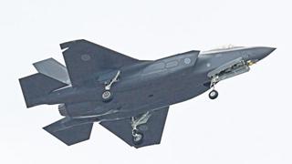 日本F-35A战机已确认坠毁 飞行员下落不明