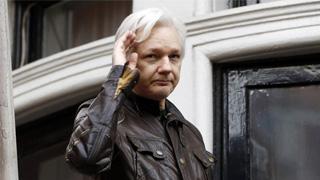 维基解密创始人阿桑奇被英国警方逮捕 将在英面临司法审判