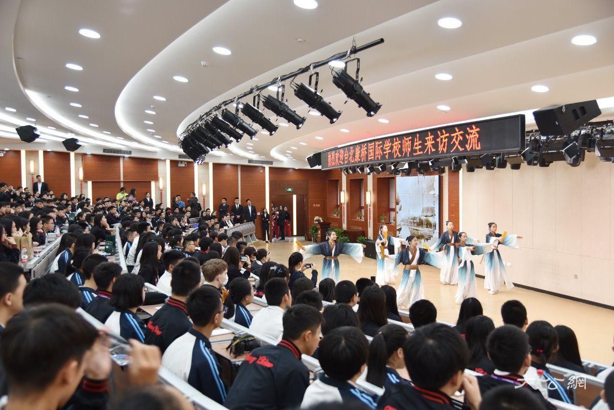 """逾200台湾中学生探访丝绸之路 冀亲身感受深入了解""""一带一路"""""""