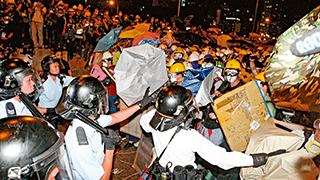 """""""占中九丑""""全部罪成给香港社会的深刻启示"""