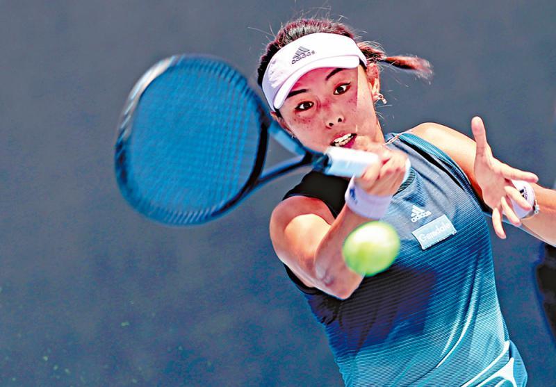 中国五球员入围法网正赛