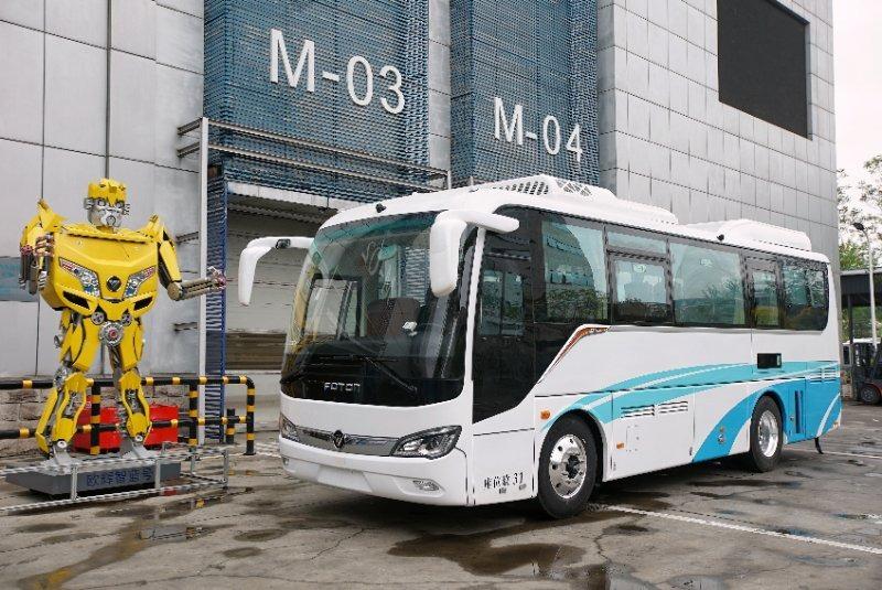 北汽与丰田、亿华通合作推出氢燃料电池客车