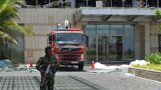 斯里蘭卡23日進入全國緊急狀態