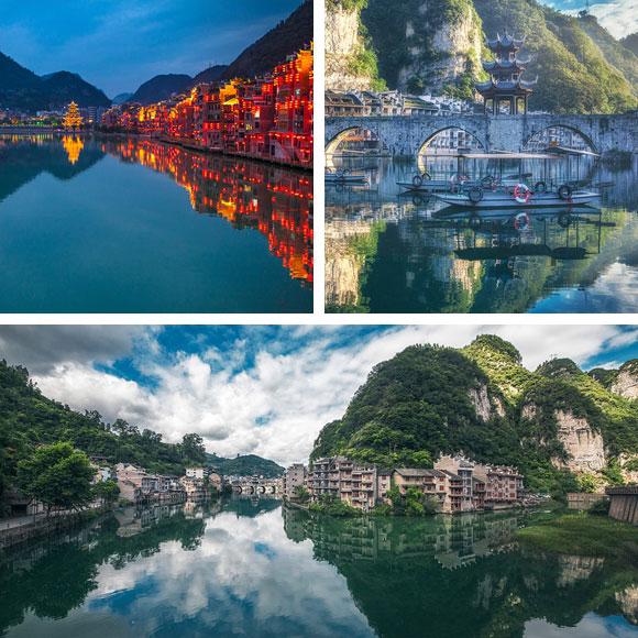 近千港客玩轉貴州 盡享自然風光及民俗活動
