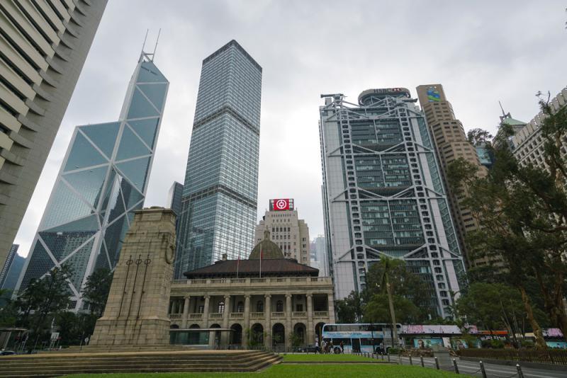 香港成「一帶一路」金融樞紐