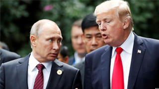 俄美總統通話 確認加強各領域對話的共同基調