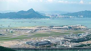 货机起飞后引擎着火警报灯亮 紧急折返香港机场