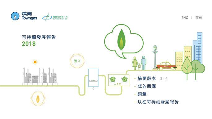 新议题新目标 中华煤气发布可持续发展报告