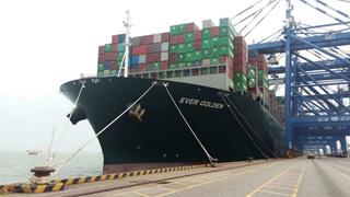 海关总署:今年前4个月外贸进出口增长4.3%