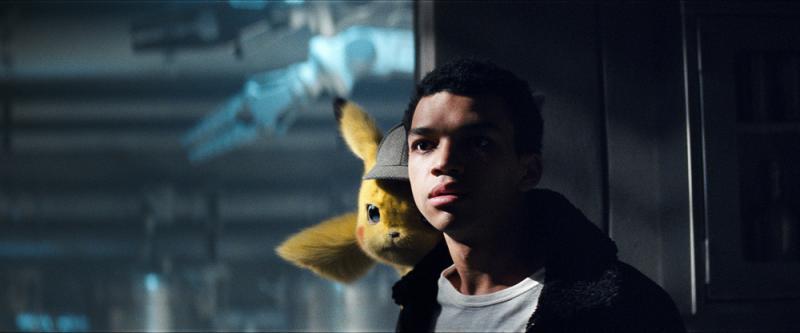 一周影坛\《POKÉMON神探Pikachu》瞩目登场\林锦波