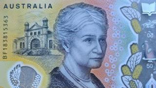 ?澳洲央行拼错字 50元纸钞少个i
