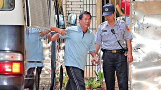 陈水扁保外就医前亲笔信被公开:让我医好了回监