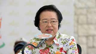 谭惠珠对反对派破坏法治感遗憾 冀港青切忌效仿