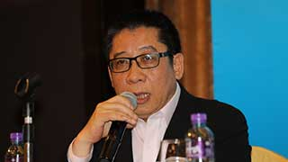 苏长荣:反对派暴力行为违背市民利益