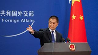 外交部:其他国家无权干涉香港修订《逃犯条例》