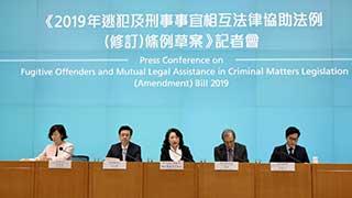 李家超:23条立法后可本地处理国安罪行 不涉移交