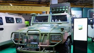 大国重器|战车发射12无人机 反恐添尖兵