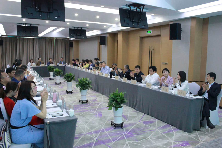 中國旅遊協會2019地方旅遊協會座談會在河南召開