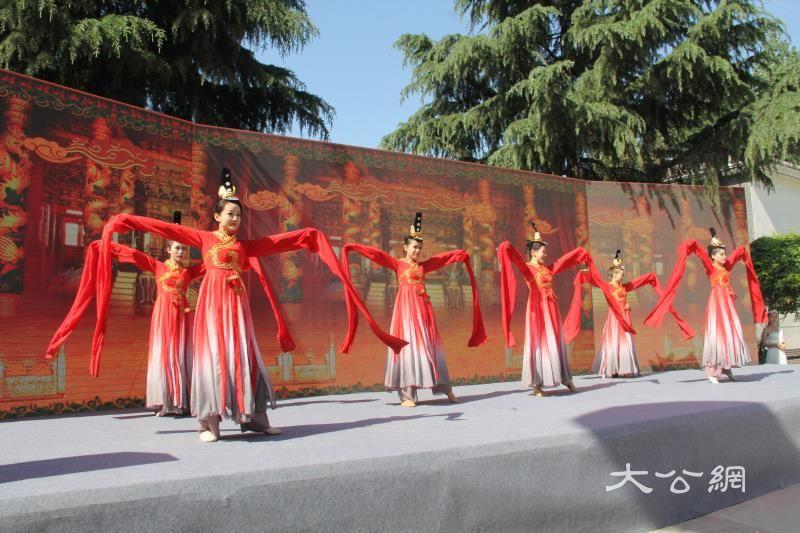 """首届全球文旅创作者大会""""嵩县分会场启动仪式""""在两程故里胜利开幕!"""