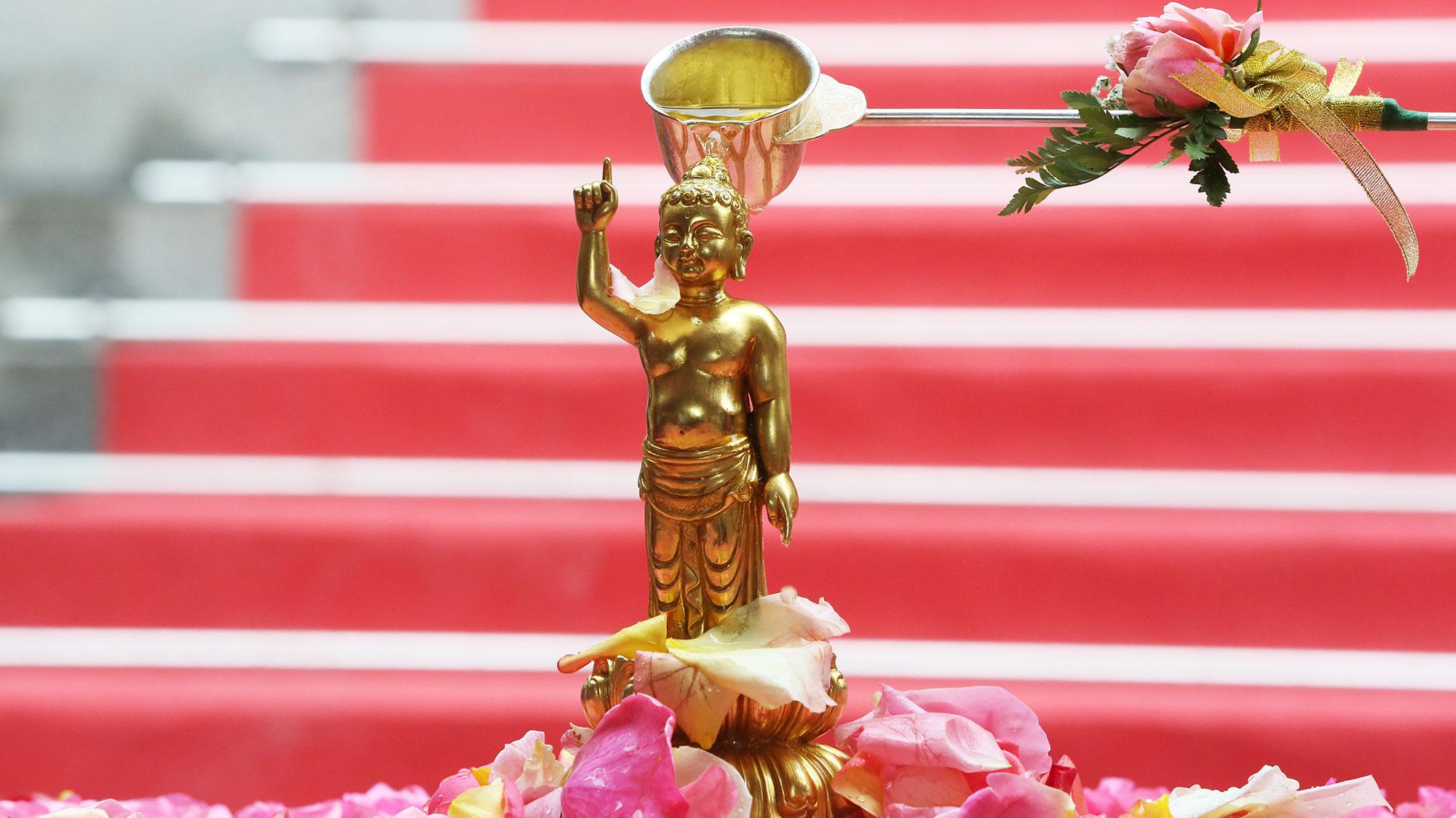 中國佛教協會在京慶祝2019年佛誕節:促進文明交流互鑒