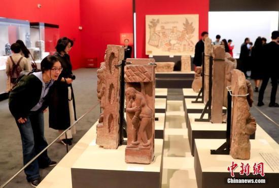 中國首次舉辦集大成的亞洲文明專題展覽